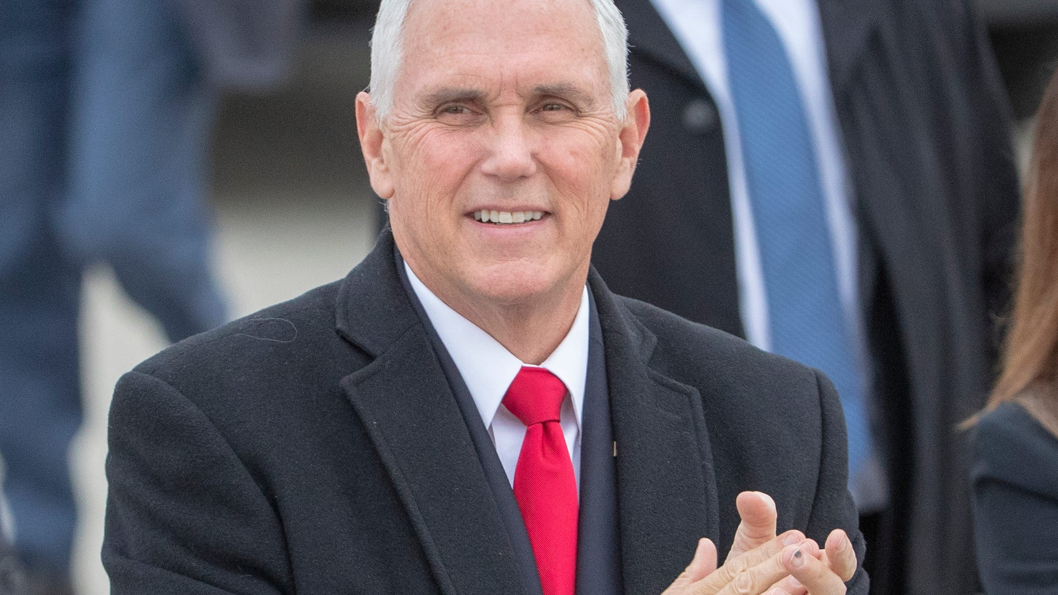 Vice President Mike Pence to campaign in Fort Wayne, Indiana, Thursday