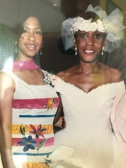 Carmilla Chinn Hampton, left, passed away in January 2012 after battling breast cancer for 10 years. After her sister's death, Jacqueline Hill of Jackson created a charitable foundation in her honor.