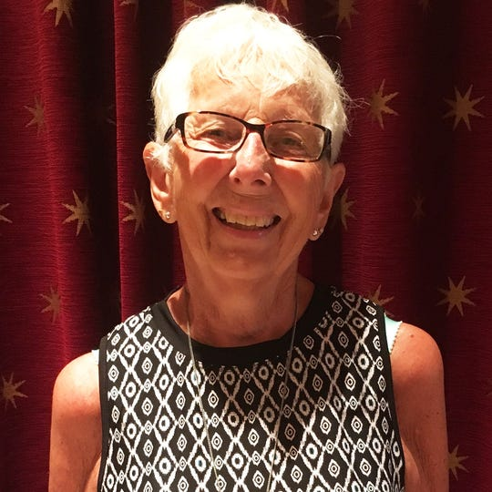 Carol McWilliamisone of the more than 250 Marion Palace Theatre volunteers.