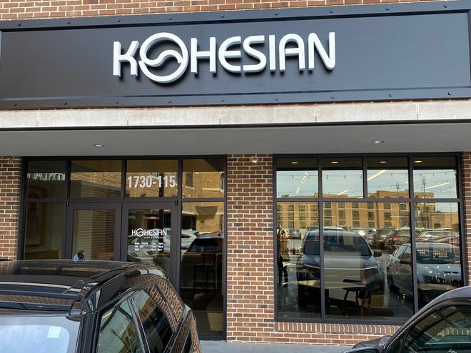 Kohesian Soko Style Eatery is in the Thornwood development in Germantown.