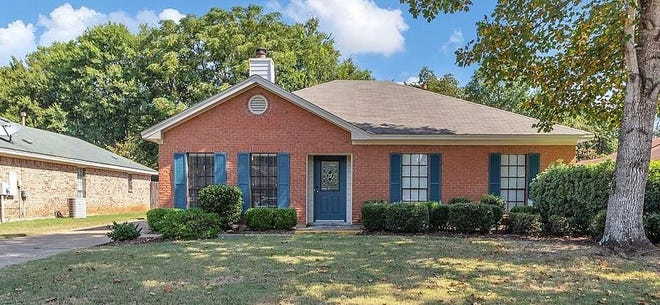 One Copperfield home is for sale for $139,900 and provides three bedrooms and two bathrooms within 1,542 square feet of living space.