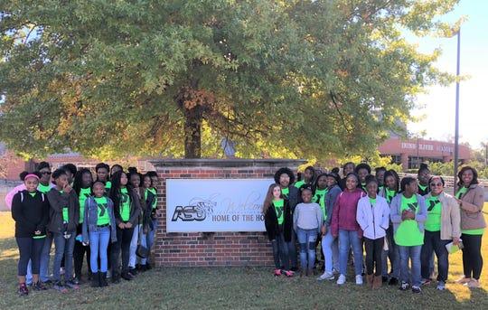 YMCA Rising Achievers at Alabama State University