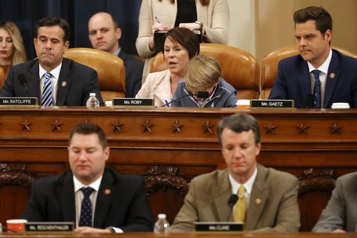 With son sitting with her, U.S. Rep. Martha Roby votes against Trump impeachment