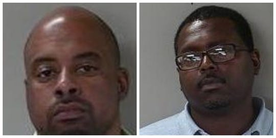 Peter Dodson and Ahmon Watkins had their rape convictions overturned in 2018. On Friday, they pleaded guilty to aggravated assault.