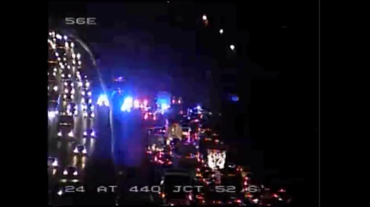 The eastbound lanes of Interstate 24 in Nashville between Briley Parkway and Interstate 440 were closed Thursday evening, Dec. 12, 2019 as police respond to a report of a shooting, according to a Metro Nashville dispatcher.