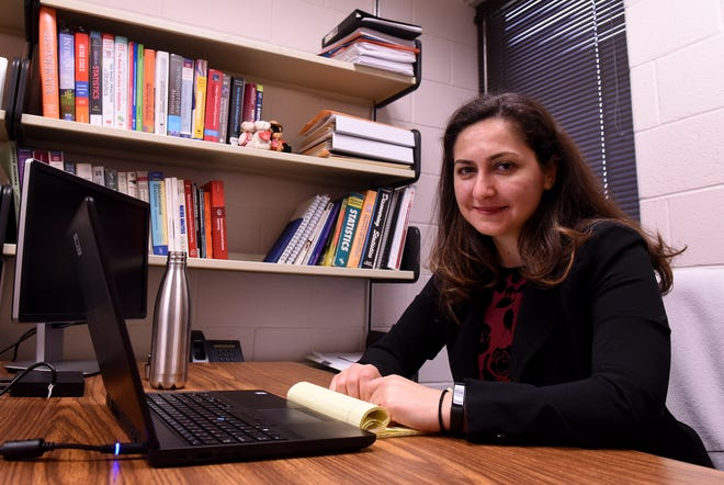 Associate Professor Asuman Turkmen joined the statistics faculty at Ohio State in 2008.