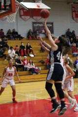 Briana Neary averaged 12.3 points and 9.5 rebounds per game last season for Wayne Valley.