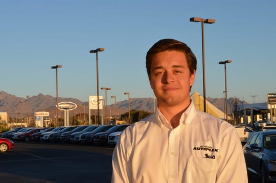 EJ Gonzales of Borman Honda in Las Cruces says it would be difficult to trade in an electric vehicle, at least right now, due to lack of demand.