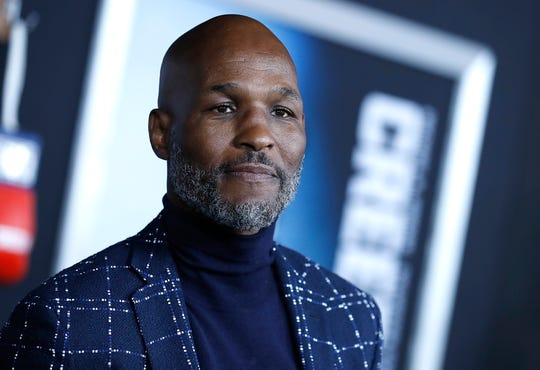 """Bernard Hopkins attends """"Creed II"""" New York Premiere at AMC Loews Lincoln Square on November 14, 2018 in New York City."""