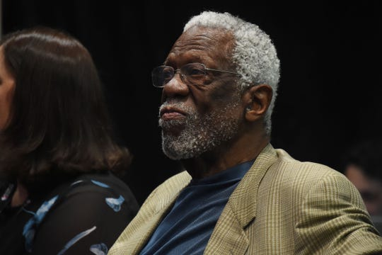 Why Bill Russell finally, quietly accepted his Hall of Fame ring 44 years later