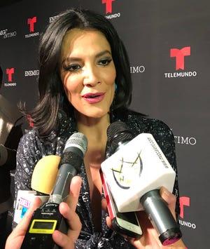 """María del Carmen Félix forma parte del elenco de la segunda temporada de """"Enemigo Íntimo"""", en donde interpreta a """"La Puma""""."""