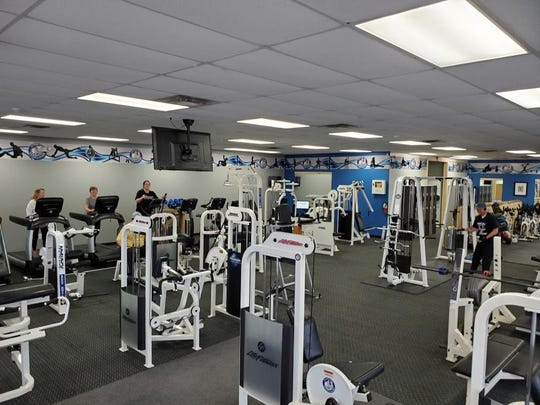 Marine City Health and Fitness has moved to a new location at  601 Shortcut Road in Marine City.