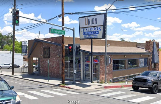 The Union bar and Text Book Brokers building is on the site of a planned regional bus station. The bar is closing Dec. 15.