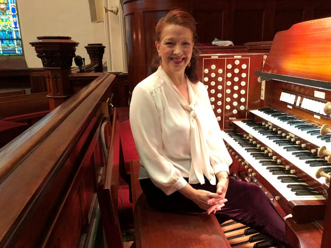 The public is invited to hear Carolyn Ripp play the Reid Memorial Presbyterian Church organ during musical events Dec. 18 and Dec. 24.