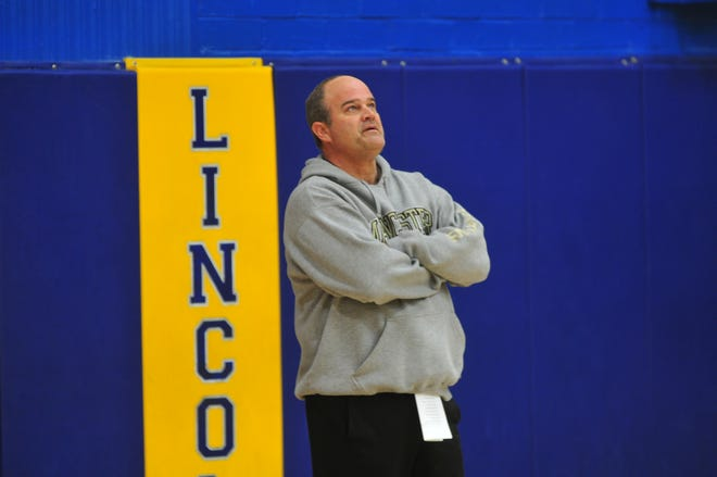 Rodney Klein became Cambridge City Lincoln's all-time winningest boys basketball coach with his 81st win on Wednesday night.