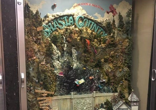 The Shasta County Capitol display in Sacramento was created in 1993. It will be updated and expected to debut in the spring of 2020.