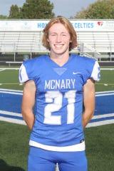 Daniel Mood, McNary High School.