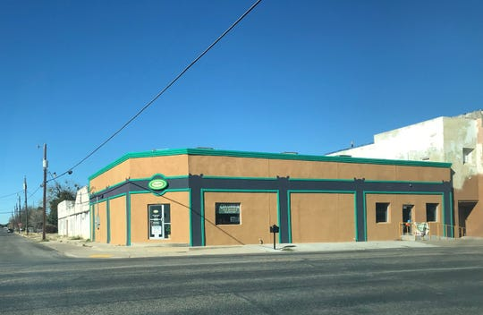 San Angelo's new Citizen Center is now open at 1623 S. Chadbourne St.