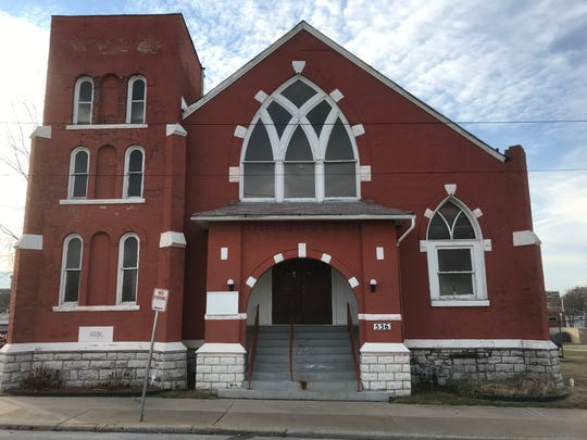 Gibson Chapel, an historic black church, was built in 1891. The congregation formed in 1865. The structure is on a path toward demolition.