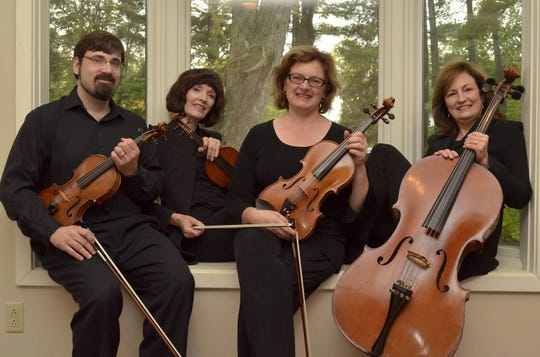 The St. Cloud String Quartet will perform Christmas classics at 7 p.m. Dec. 19 at Jules' Bistro.
