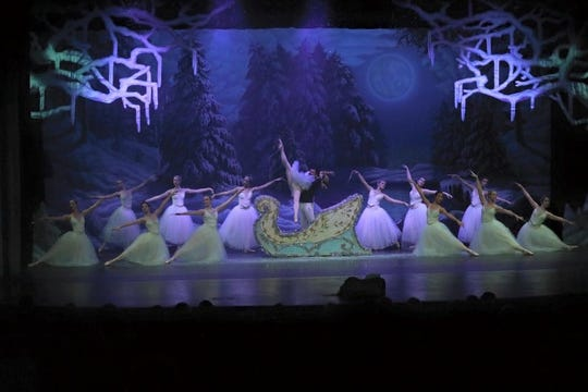 "The Stroia Ballet Company will perform ""The Nutcracker"" at 7 p.m. Dec. 20 and 2 p.m. and 7 p.m. Dec. 21 at Paramount Center for the Arts."