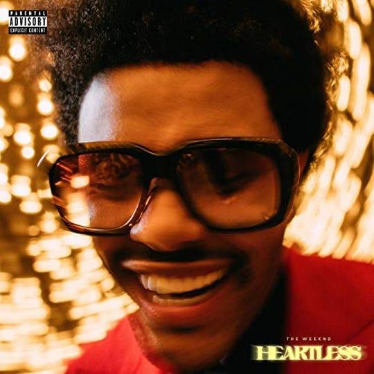 Heartless byThe Weeknd