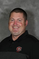 Sloan Wallgren, St. Cloud State men's and women's golf coach
