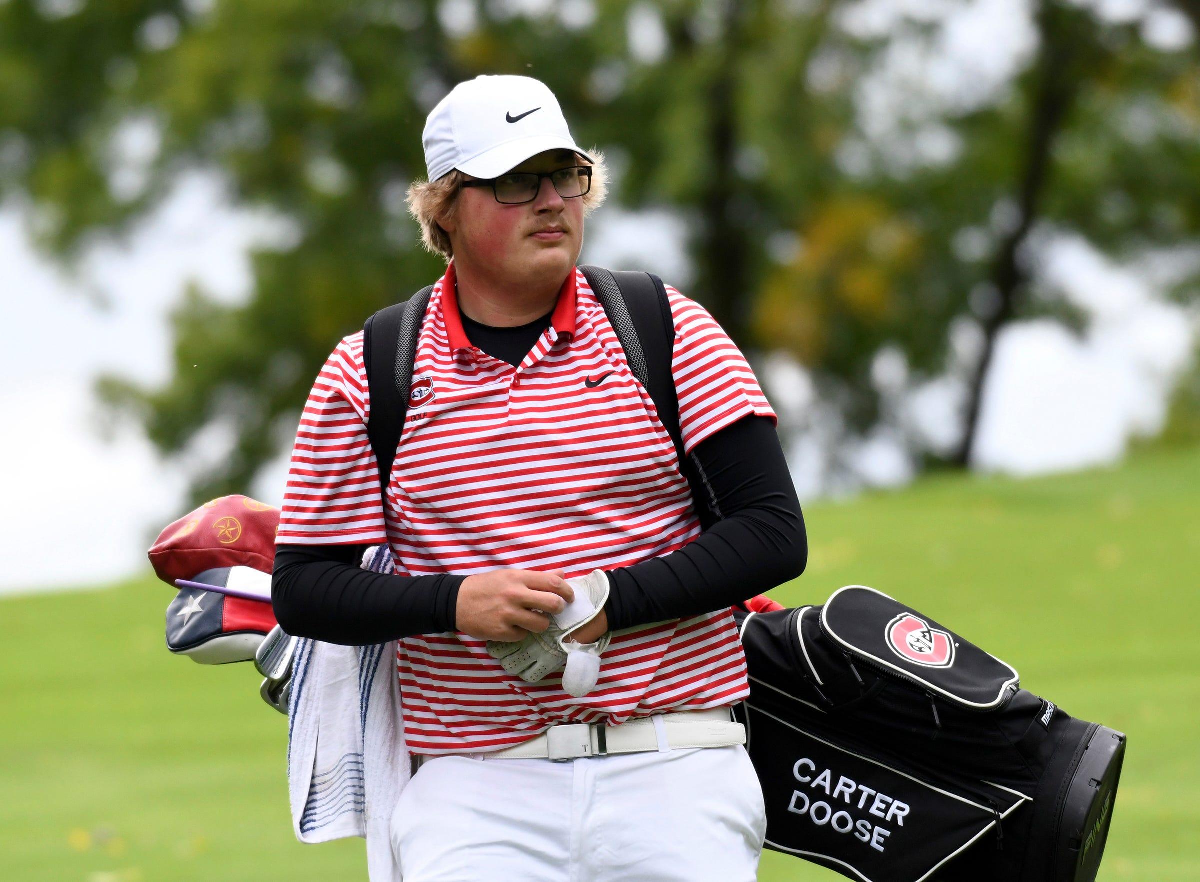 Golf Team Weighs In On Athletics Cuts