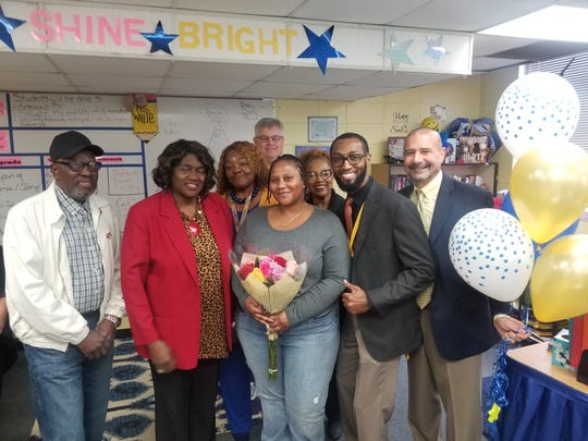 Raa Middle teacher Trikia White was named the 2019-2020 Leon County Schools Teacher of the Year.