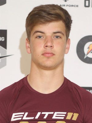 2020 three-star quarterback Tate Rodemaker committed to FSU at the end of his visit Friday.