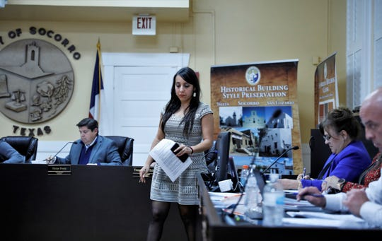 Socorro Mayor Elia Garcia will need to cooperate with an investigation to avoid being sued by the city.