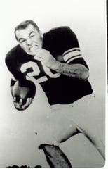 Burt Reynolds team photo at Florida State University.