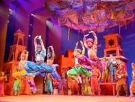 "Disney's ""Aladdin"" will be at the Peace Center February 12- 23."