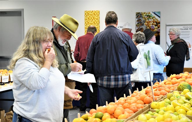 Lindcove Research and Extension Center hosted its Citrus Tasting Event on Friday, December 13, 2019.