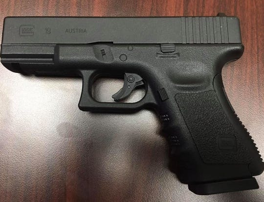 Spring Valley police determined that an 18-year-old man had shot a man with a realistic imitation pistol that fired BBs, police said. The shooting took place Dec. 8, 2019, in the Planet Fitness parking lot on East Route 59 in Spring Valley.