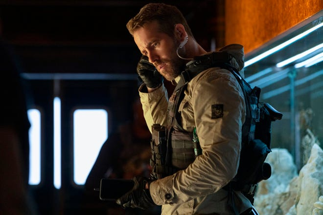 """Ryan Reynolds leads a team of highly skilled international operatives who the world thinks are dead in Michael Bay's Netflix action movie """"6 Underground."""""""