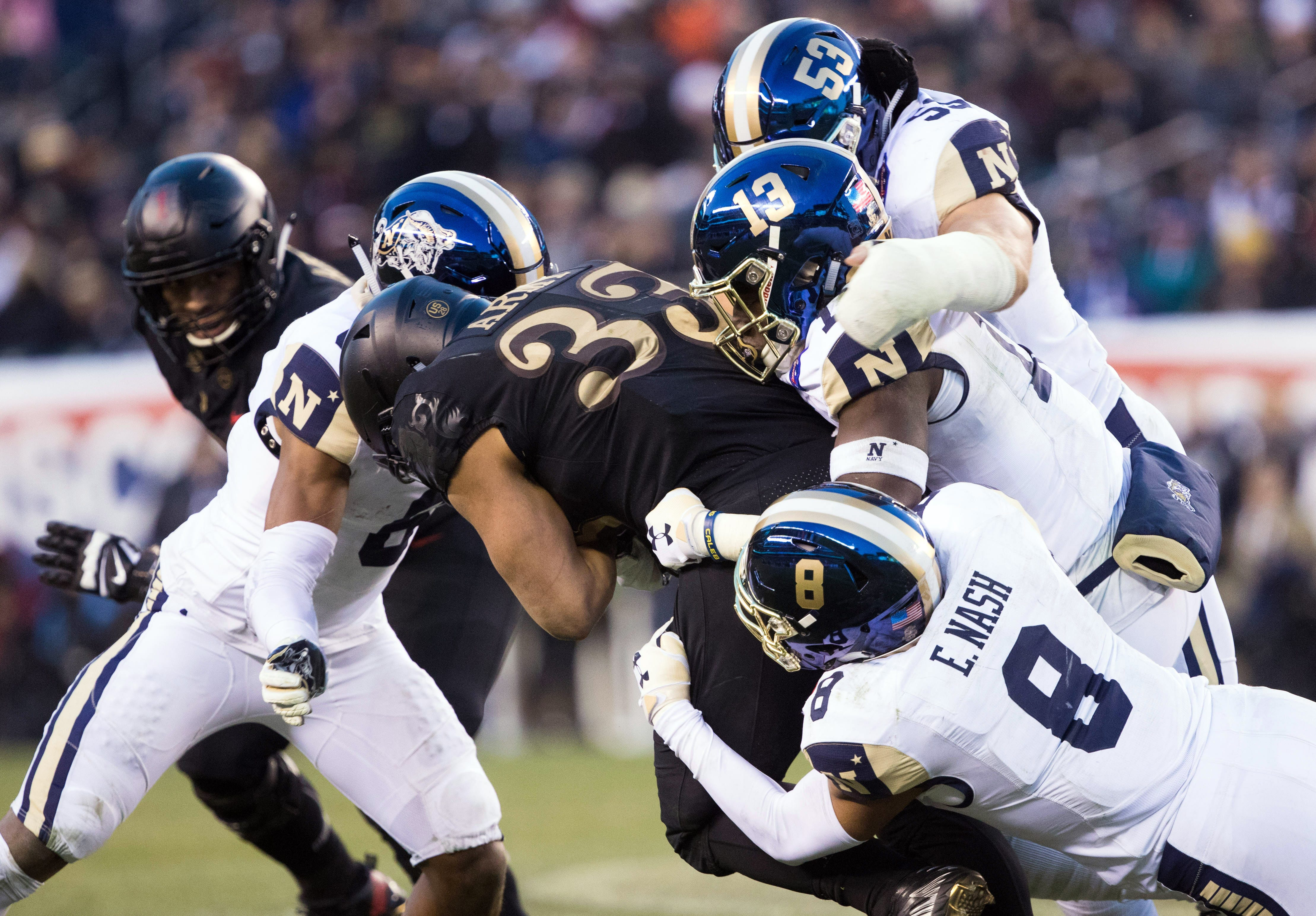 How to watch Army vs. Navy game 2019: Schedule, TV channel, start time, livestream