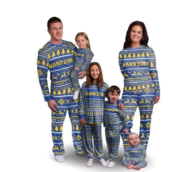 Favorite team assemble, pajama style.