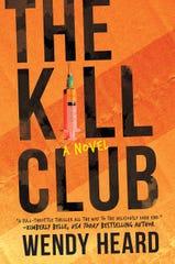 """""""The Kill Club,"""" by Wendy Heard."""