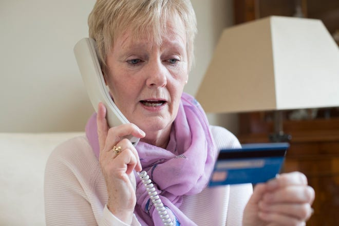 Giving out information over the phone is just one mistake to avoid if you are worried about being scammed.