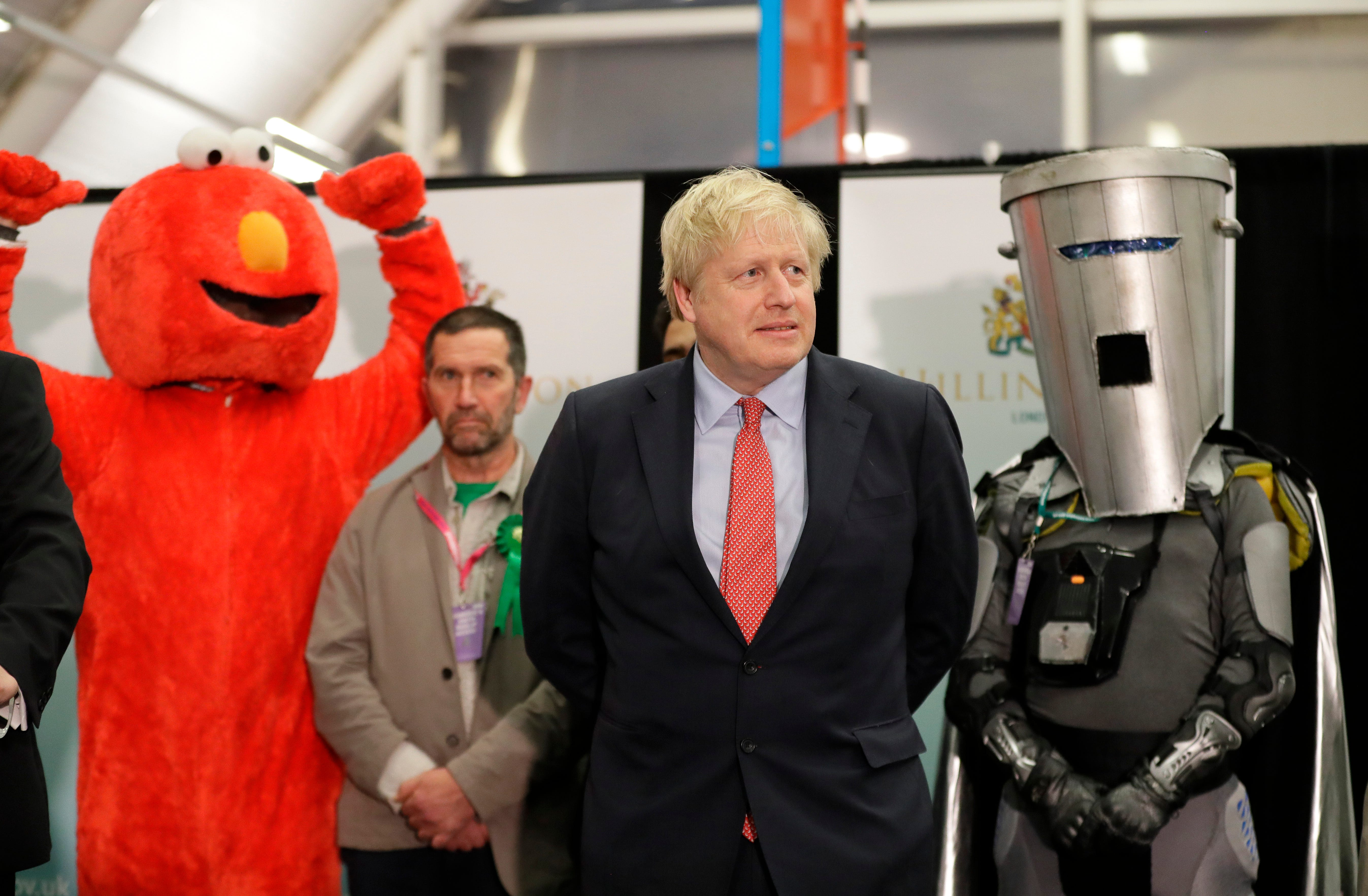 Analysis: Britain's 'strange' vote, won by Boris Johnson, heralds American-style 'shift'