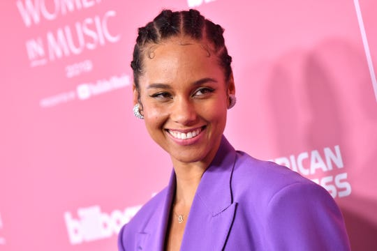 Alicia Keys announces first tour in 7 years, including metro Detroit show