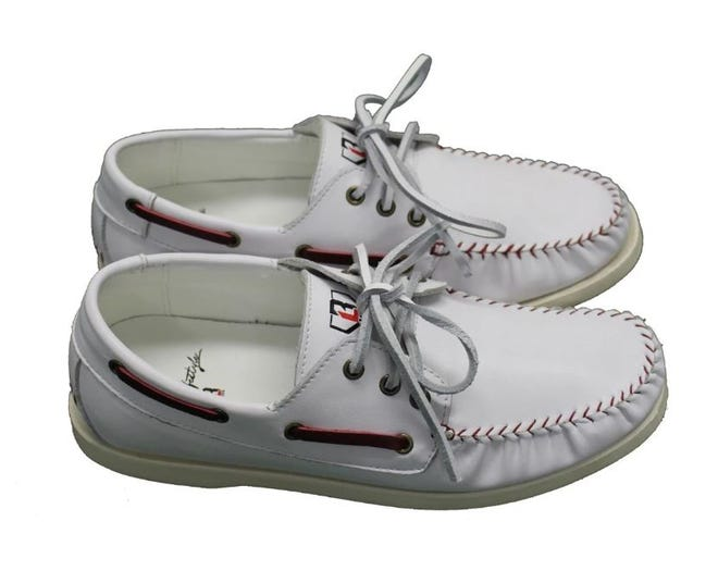 No better subtle way to show off you're a baseball lover than sporting these gems.