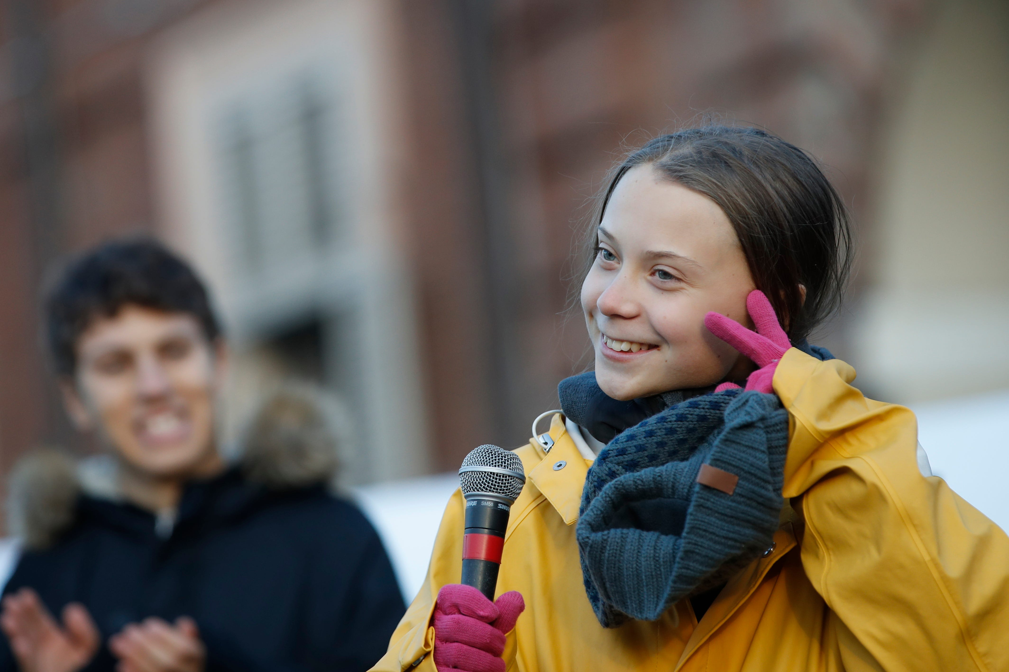 Wanna strike today?  Teens school adults on climate change, segregation, gun control and more