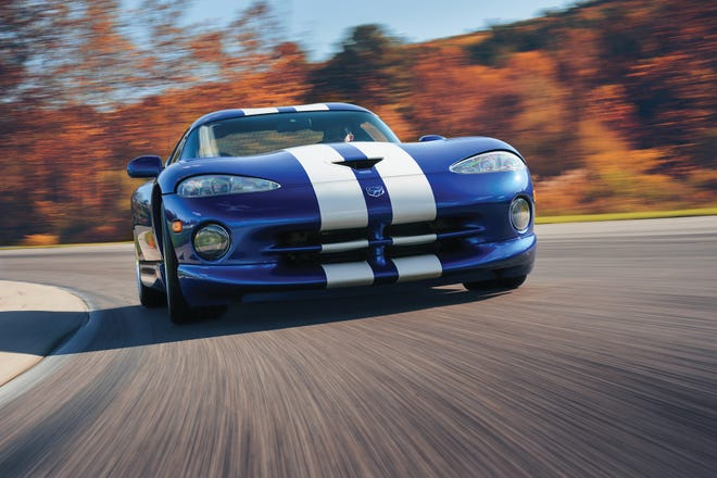 The 1996-2002 Dodge Viper GTS is among the hottest classic cars of 2020, according to the Hagerty Bull Market List.