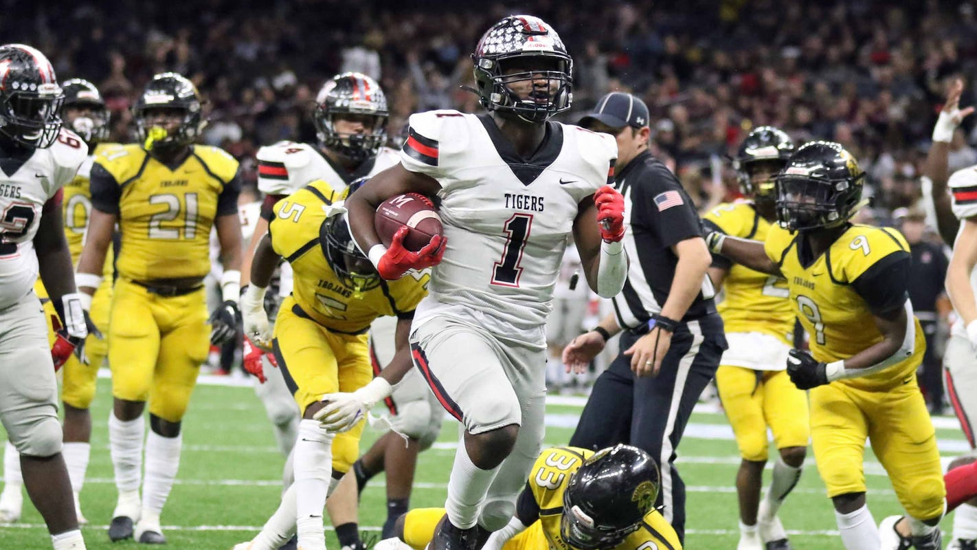 Central Louisiana S 2019 All District Football Teams Revealed