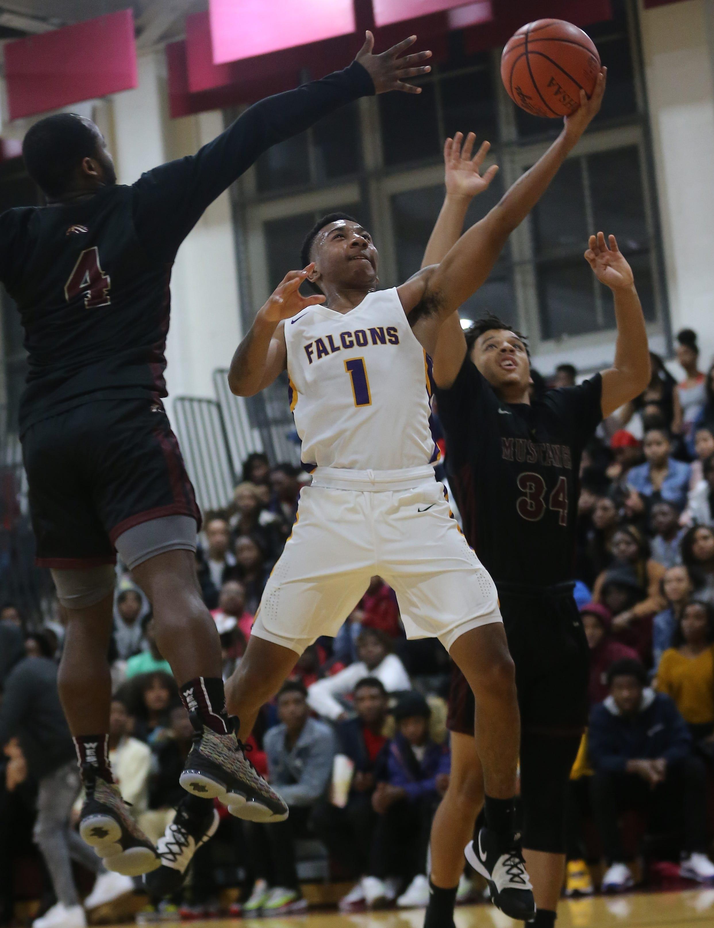 Aiken v. Western Hills basketball, Dec. 13