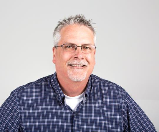 Jim Schaefer, Free Press assistant editor, on June 22, 2018.