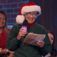 "Pat Koch of Santa Claus, Ind. appeared on ""The Kelly Clarkson Show"" Friday on NBC."