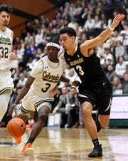 The CSU men's basketball team hosts New Mexico at 7 p.m. Wednesday at Moby Arena.